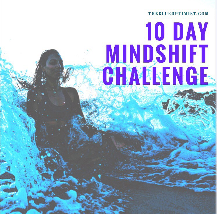 Join the FREE 10 Day Mindshift Challenge!