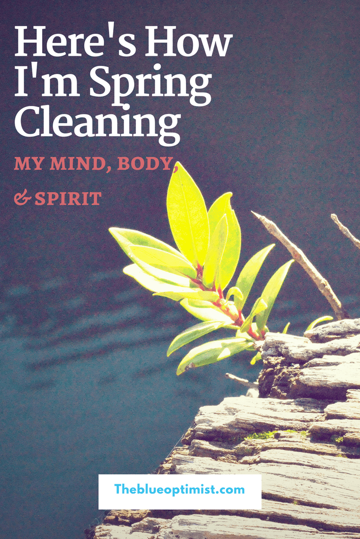 Here's How I'm Spring Cleaning my Mind, Body, and Spirit