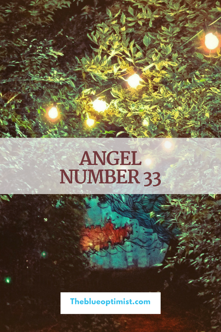 The Meaning of Angel Number 33