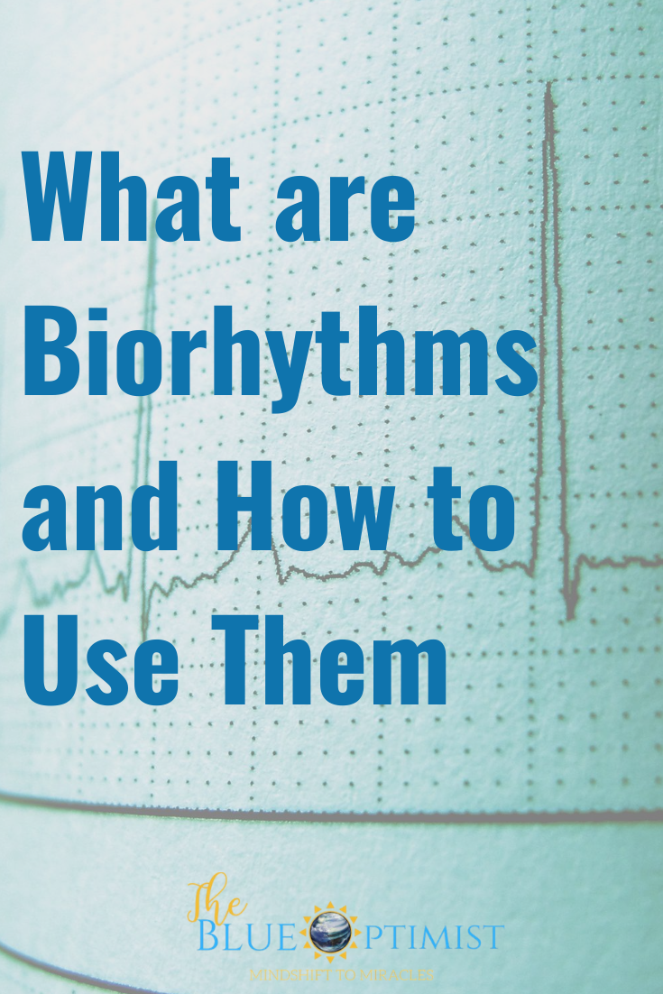 How to Use Biorhythms to ride the waves of life and manifest the best outcomes